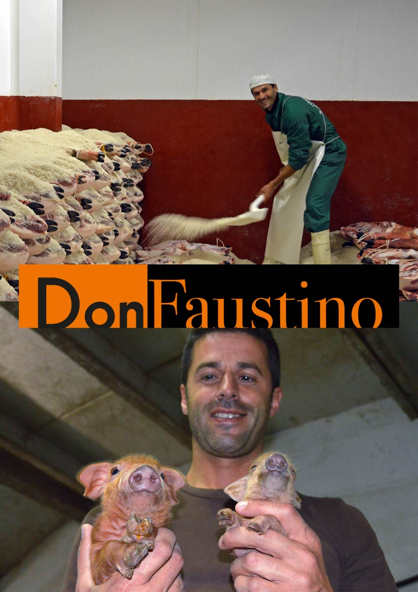 Jamones Don Faustino